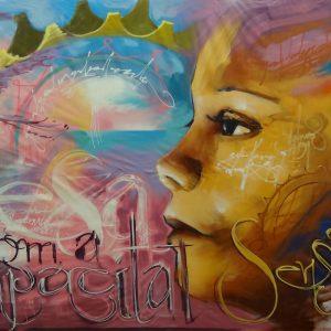 graffiti barcelona