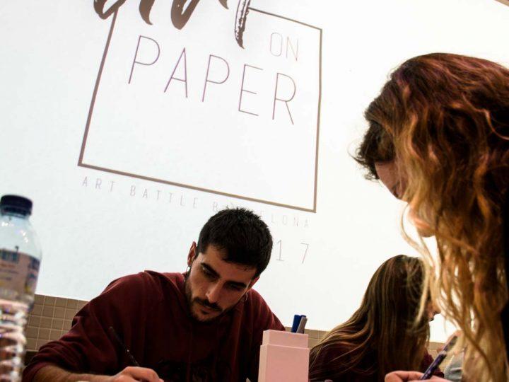 ART ON PAPER: UNA FIESTA ENTORNO AL ARTE