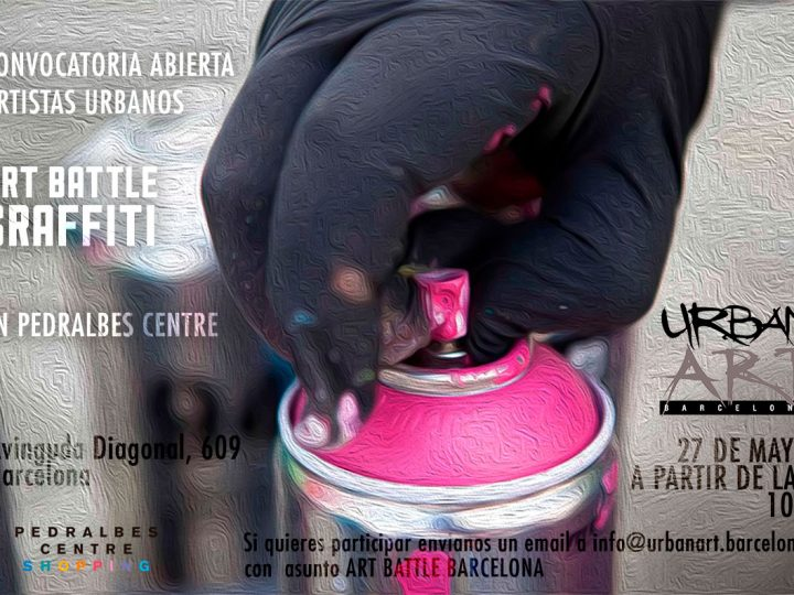 Nueva convocatoria para Art Battle-Barcelona