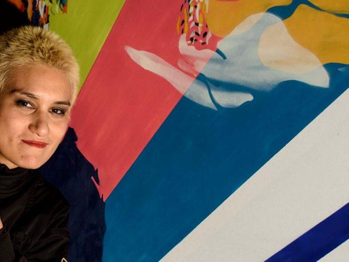 Andrea Btoy gana el premio de pintura Pinzell de Cuixart 2017